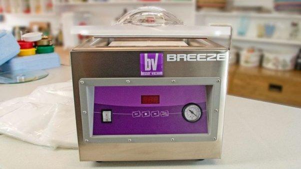 Besser Vacuum Machine Breeze
