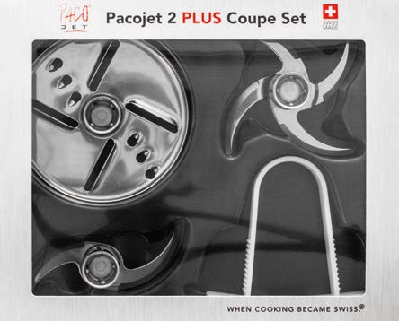 Pacojet Coupe Set: Pacojet Accessories