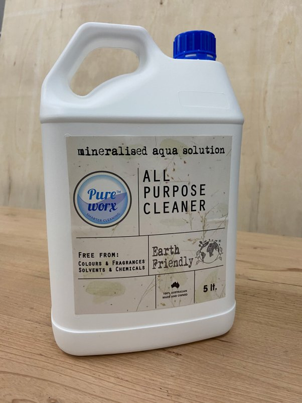 Pureworx Cleaning Solution